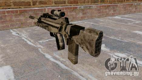 Автомат FAMAS для GTA 4 второй скриншот