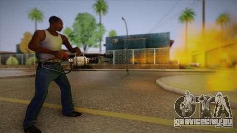 Огнемёт из Team Fortress для GTA San Andreas третий скриншот