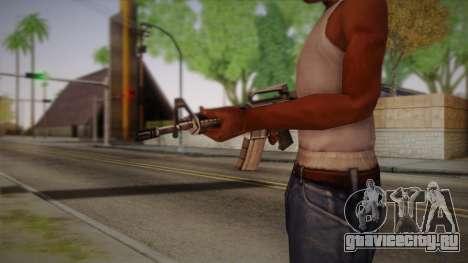 М4 из Max Payne для GTA San Andreas второй скриншот