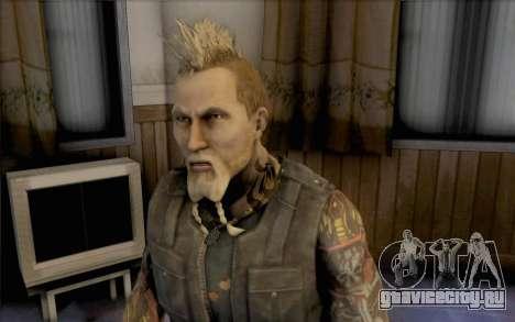 Матиас Нильсон из Mercenaries 2 для GTA San Andreas третий скриншот