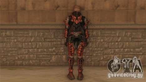 Воин из Lineage 2 для GTA San Andreas второй скриншот