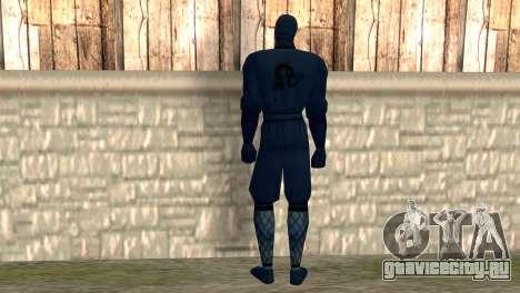 Ниндзя для GTA San Andreas второй скриншот