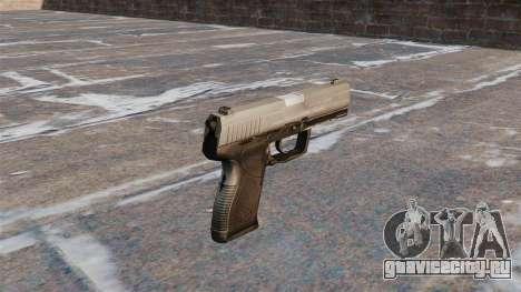Полуавтоматический пистолет Taurus 24-7 для GTA 4 второй скриншот