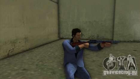 Riot Gun 1897 для GTA Vice City третий скриншот