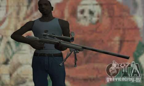 М24 для GTA San Andreas третий скриншот