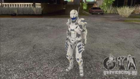 Vanquish для GTA San Andreas второй скриншот