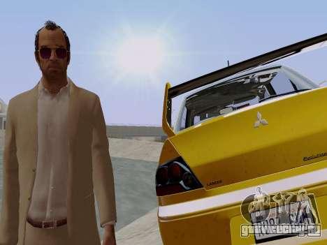 Trevor Phillips для GTA San Andreas шестой скриншот