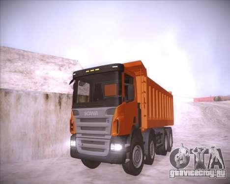 Scania P380 для GTA San Andreas
