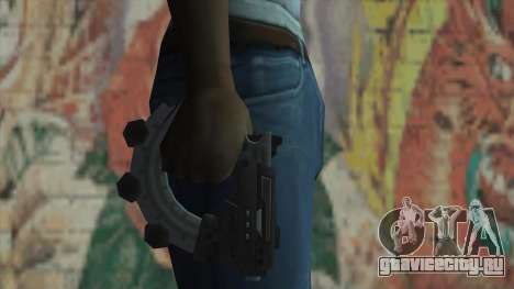 Пистолет из Timeshift для GTA San Andreas третий скриншот