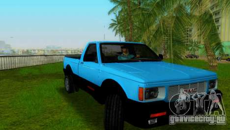 GMC Cyclone 1992 для GTA Vice City