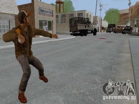 Trevor Phillips для GTA San Andreas третий скриншот