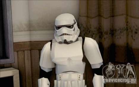 Штурмовик из Star Wars для GTA San Andreas