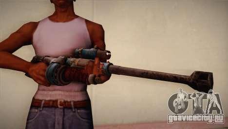 Снайперская Винтовка из Bulletstorm для GTA San Andreas третий скриншот