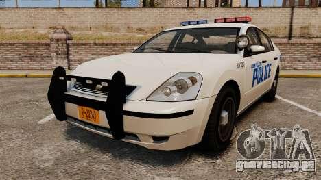 Pinnacle Police LCPD [ELS] для GTA 4