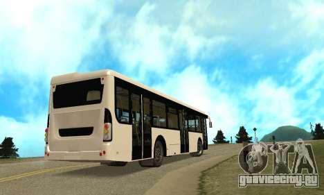 ЛиАЗ 5292.30 для GTA San Andreas вид справа