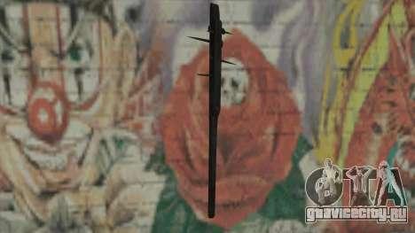 Палка с гвоздями из  Fallout New Vegas для GTA San Andreas