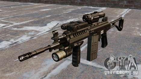 Автоматическая винтовка Galil Tactical для GTA 4