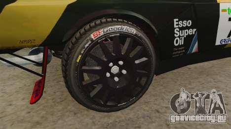 Lancia Delta S4 GroupB для GTA 4 вид сзади
