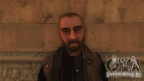 Байкер для GTA San Andreas третий скриншот