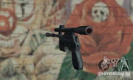 Бластер из Star Wars для GTA San Andreas второй скриншот