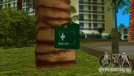 Аптечка из GTA IV для GTA Vice City второй скриншот