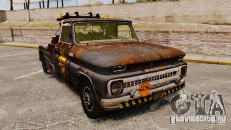 Chevrolet Tow truck rusty Stock для GTA 4