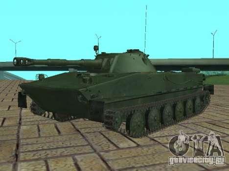 ПТ-76 для GTA San Andreas