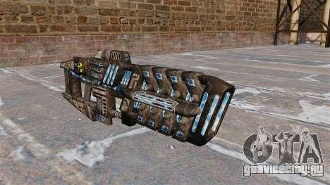 Фьюжн-орудие для GTA 4