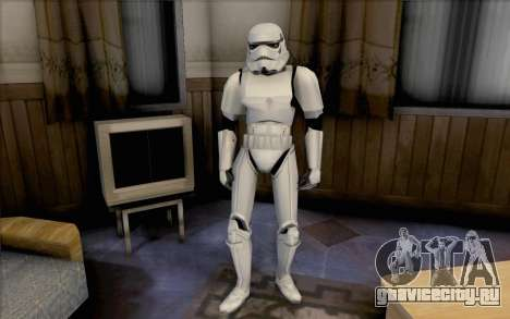 Штурмовик из Star Wars для GTA San Andreas второй скриншот