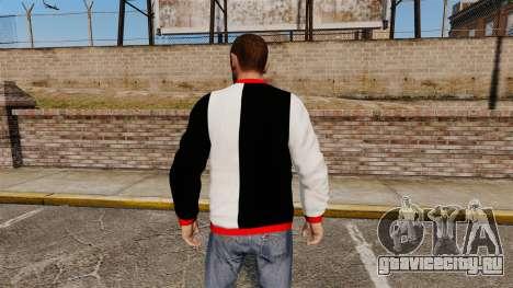 Свитер -Scarface- для GTA 4 второй скриншот