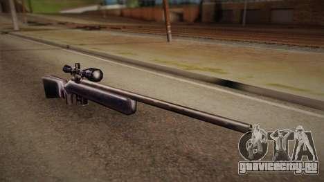 Снайперская Винтовка из Max Payn для GTA San Andreas