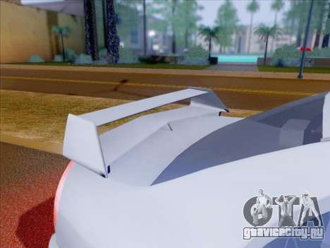 Mitsubishi Lancer Evolution VI LE для GTA San Andreas колёса