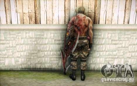 Заражённый Краузер для GTA San Andreas второй скриншот