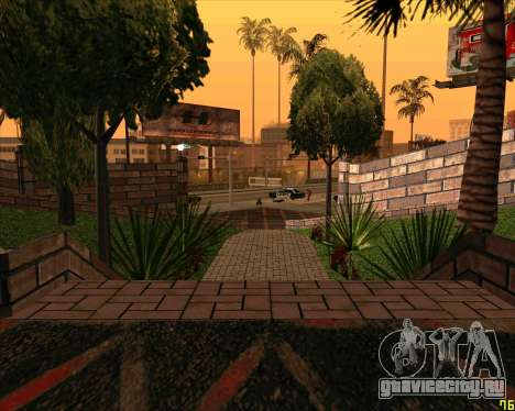 Новый HD Госпиталь для GTA San Andreas третий скриншот