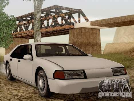 Fortune Sedan для GTA San Andreas