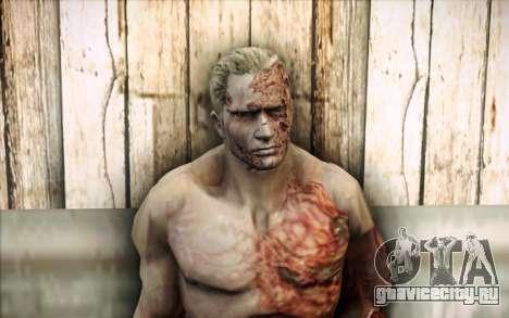 Заражённый Краузер для GTA San Andreas третий скриншот