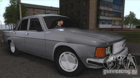 ГАЗ 3102 Волга для GTA San Andreas вид сбоку