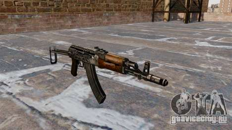 Автомат Khyber Pass AK для GTA 4