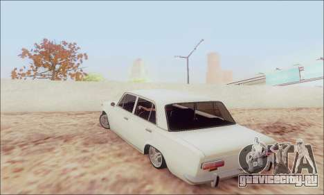 ВАЗ 2101 для GTA San Andreas двигатель
