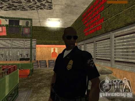 New lapd1 для GTA San Andreas