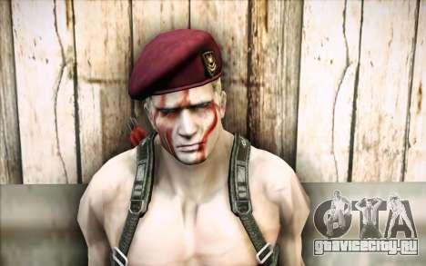 Джек Краузер Наёмник для GTA San Andreas третий скриншот