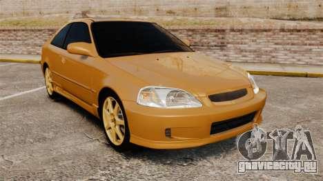 Honda Civic Si 1999 для GTA 4