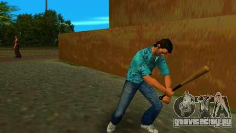 Бейсбольная бита из GTA IV для GTA Vice City второй скриншот