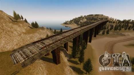 Локация Cliffside Rally для GTA 4 шестой скриншот