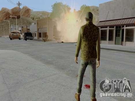 Trevor Phillips для GTA San Andreas пятый скриншот
