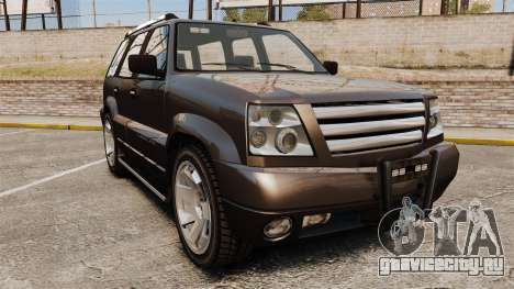 Cavalcade Police для GTA 4