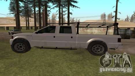 Sadler из GTA 5 для GTA San Andreas вид слева