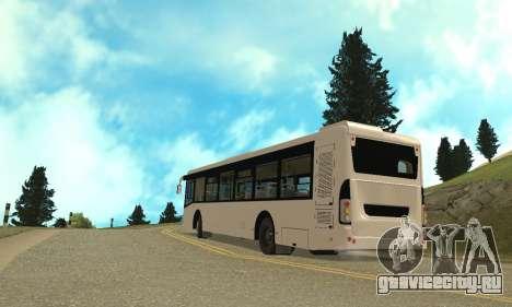 ЛиАЗ 5292.30 для GTA San Andreas вид слева