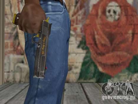 Ivori для GTA San Andreas третий скриншот