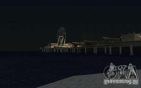 Time Control для GTA San Andreas четвёртый скриншот